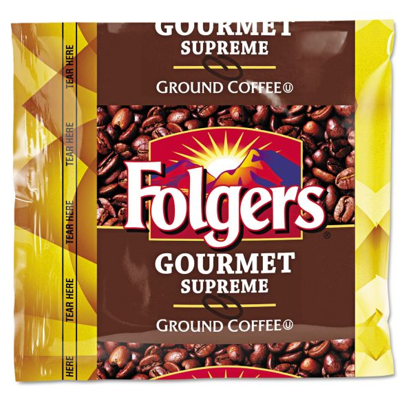 Folgers Ground Coffee Packs