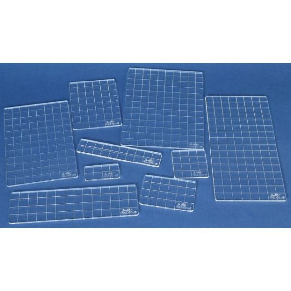 Tim Holtz Acrylic Grid Block Set