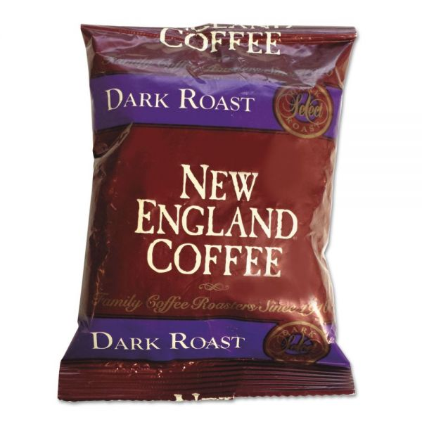New England Coffee French Roast Portion Packs