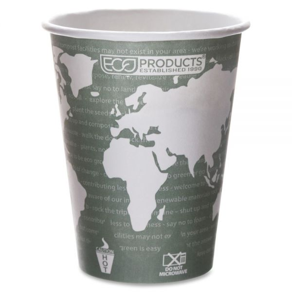 Eco-Products Renewable 12 oz Coffee Cups