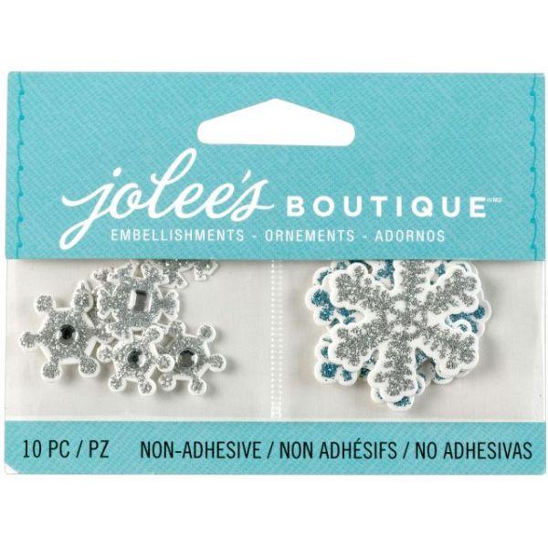 Jolee's Christmas Embellishments 10/Pkg
