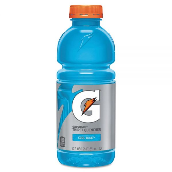 Gatorade Blue Sports Drinks