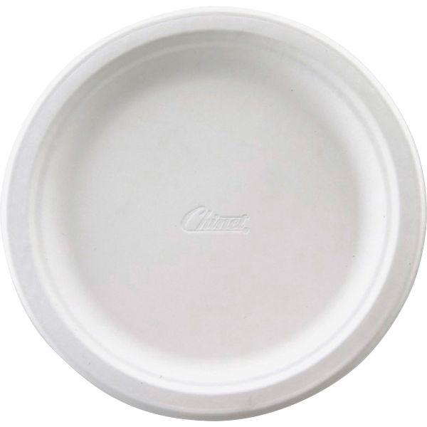 "Chinet Classic Premium Strength 9"" Paper Plates"