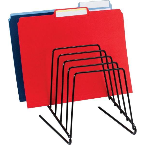 Sparco Wire Incline File Sorter