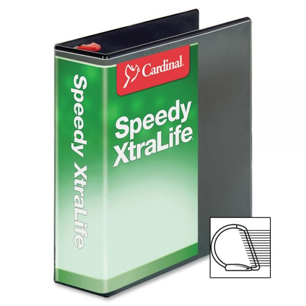 "Cardinal Speedy XtraLife 3"" 3-Ring Binder"
