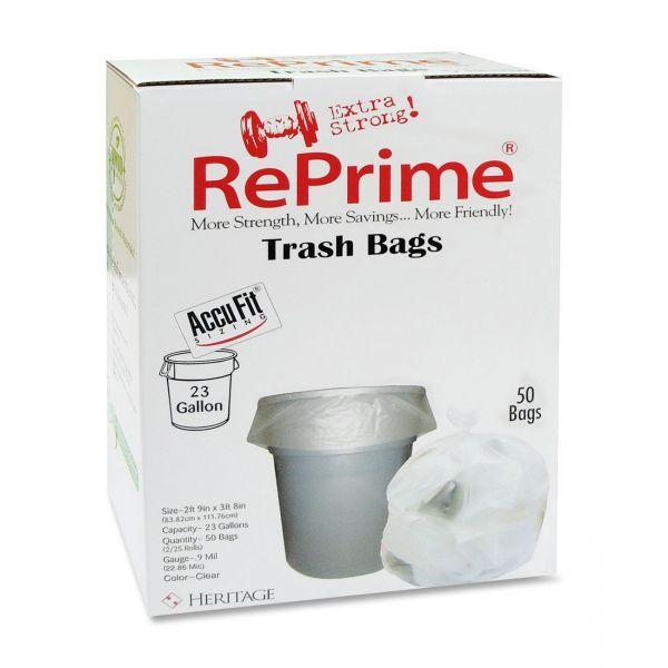 RePrime 23 Gallon Trash Bags