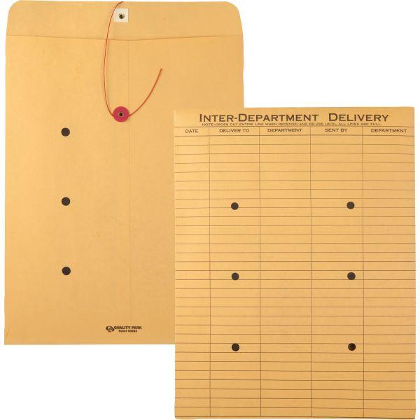 Quality Park Standard Style Inter-DePoint Envelopes