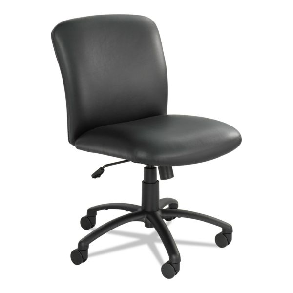 Safco Uber Big and Tall Mid-back Management Office Chair
