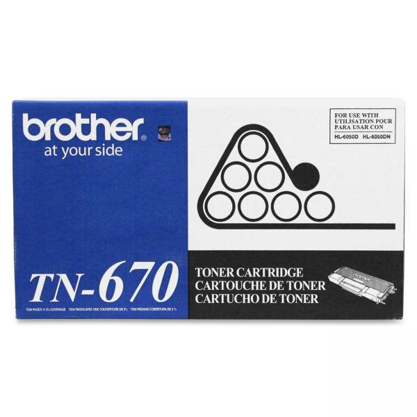 Brother TN-670 Toner Cartridge