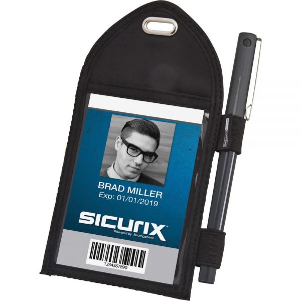 SICURIX Badge Holder With Loop