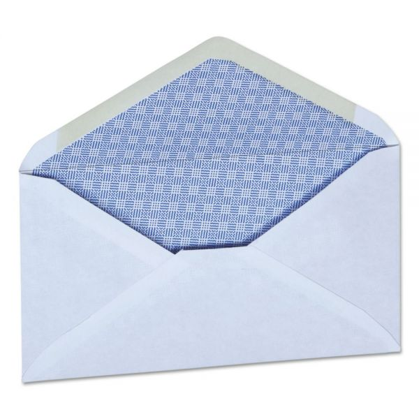 Universal Security V-Flap Envelopes