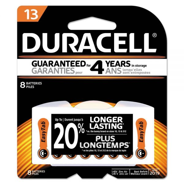 Duracell 13 Hearing Aid Battery