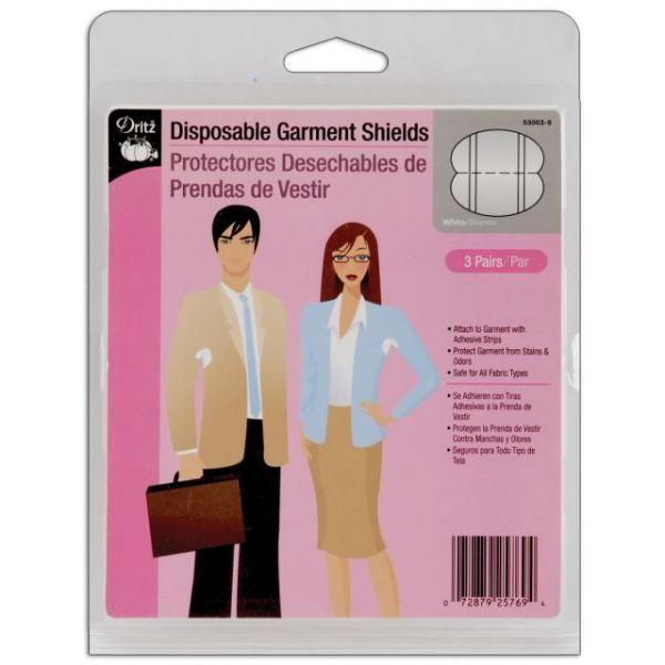 Disposable Garment Shields 3 Pairs
