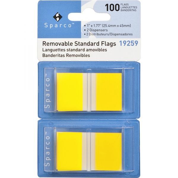 "Sparco Pop-Up 1"" Flags"