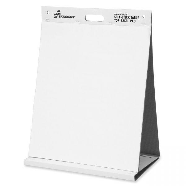 SKILCRAFT Self-Stick Easel Pad