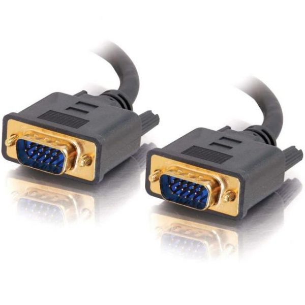 C2G 50ft Flexima HD15 UXGA M/M Monitor Cable