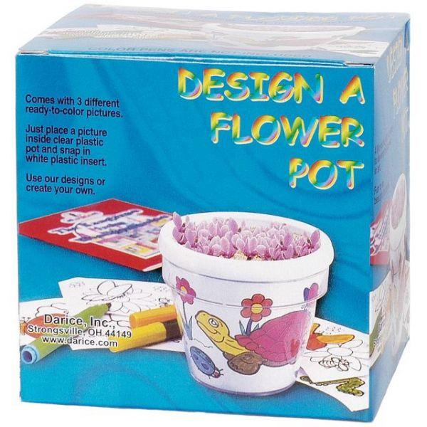 Design-A-Flower Pot