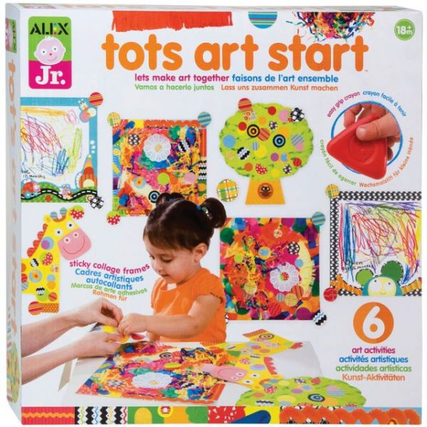 ALEX Toys ALEX Jr. Tots Art Start Kit