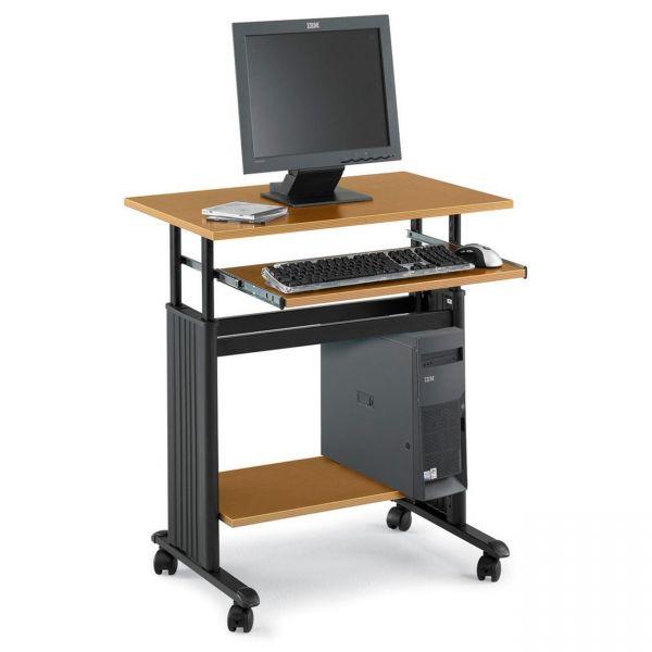 Safco Adjustable Height Side Workstation
