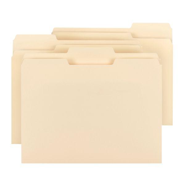 Smead 11928 Manila File Folders