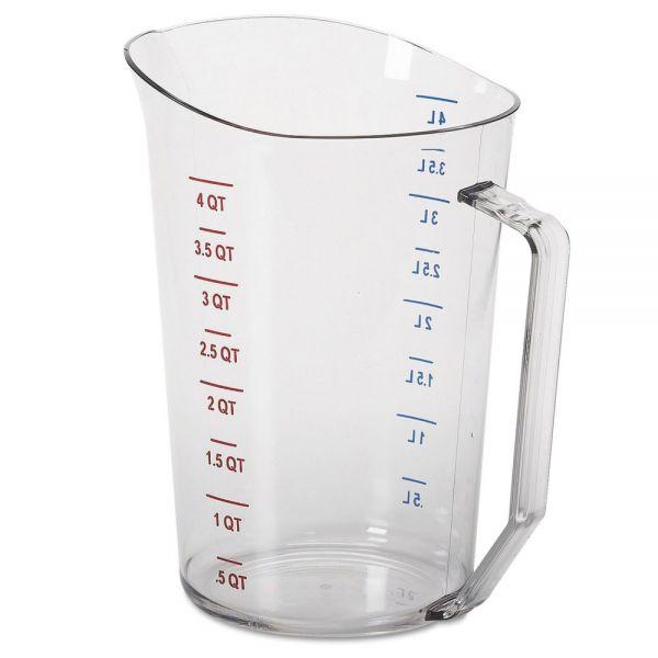 Cambro Camwear 4 Quart Measuring Cup