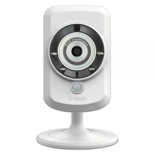 D-Link mydlink Record & Playback Wi-Fri Camera