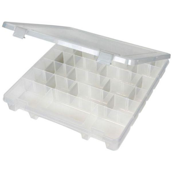 ArtBin Tarnish Inhibitor Super Satchel Slim 8-20 Compartment
