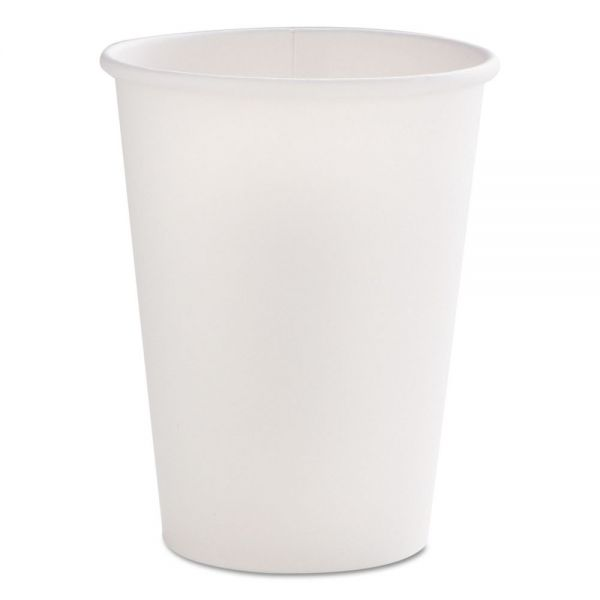 Dopaco Tall 12 oz Paper Coffee Cups