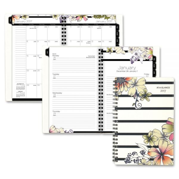 At-A-Glance Monique Weekly/Monthly Planner