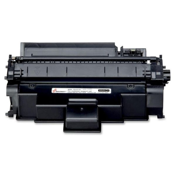 Skilcraft Remanufactured HP P2035,P2055 Toner Cartridge