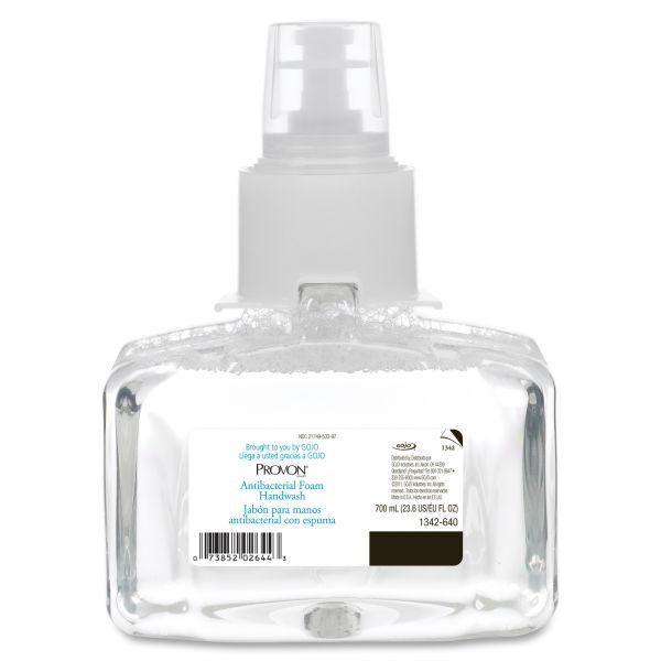 Provon LTX-7 Antibacterial Foaming Hand Soap Refills