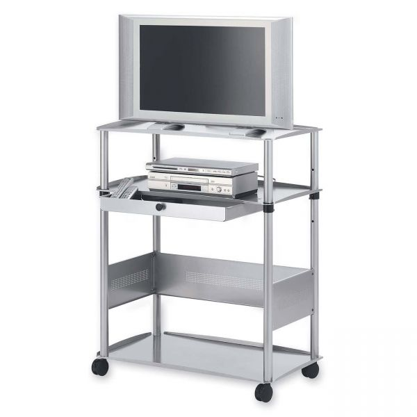 Quartet Wide Format Monitor Cart