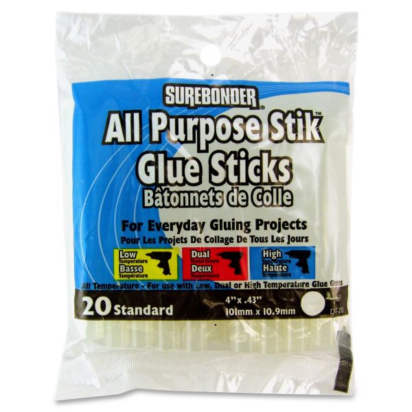 Surebonder All Temps Glue Sticks