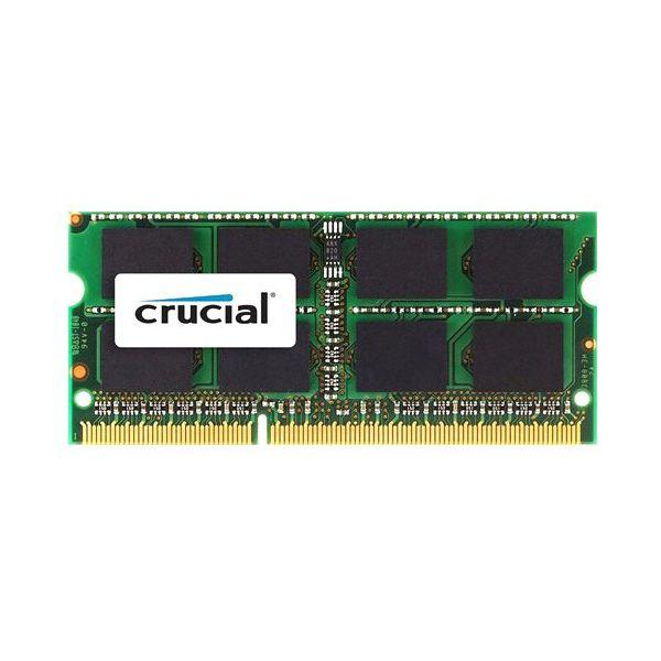Crucial 4GB (1 x 4 GB) DDR3 SDRAM Memory Module