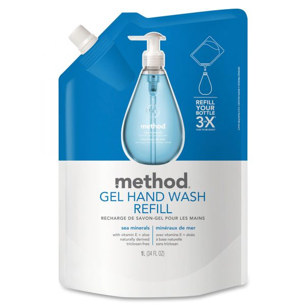 Method Gel Hand Soap Refill