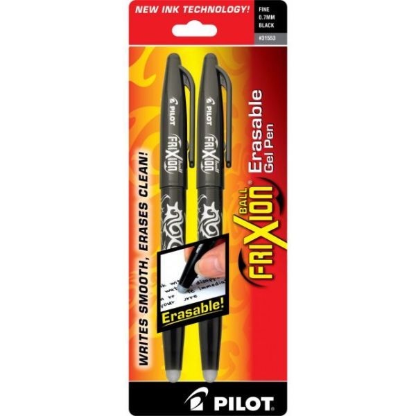 Pilot FriXion Ball Erasable Gel Pen