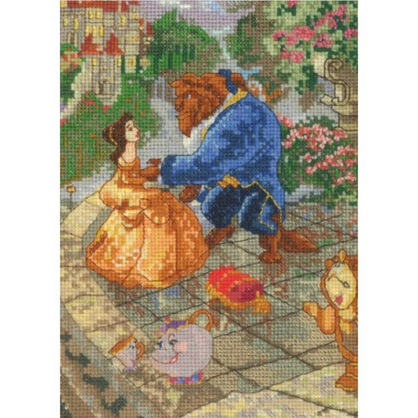 Disney Dreams Collection By Thomas Kinkade Beauty & Beast