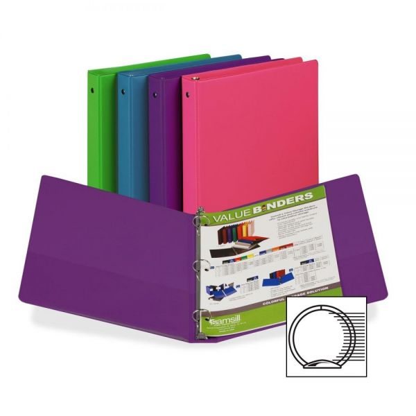 Samsill Value Storage Binder
