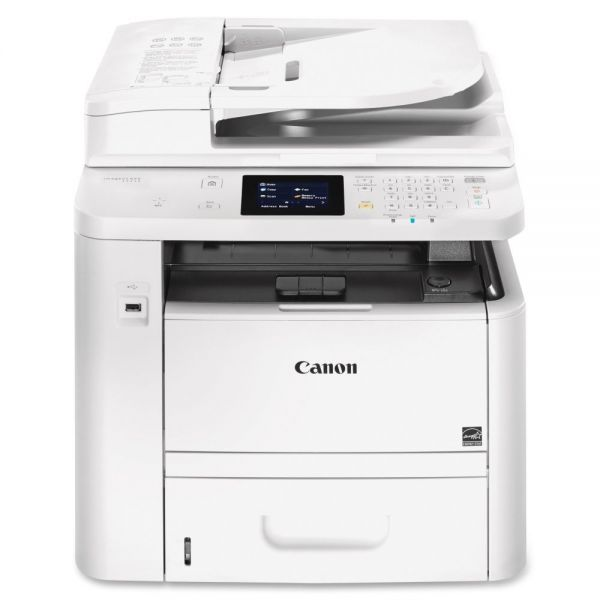 Canon imageCLASS D1550 Laser Multifunction Printer - Monochrome - Plain Paper Print - Desktop