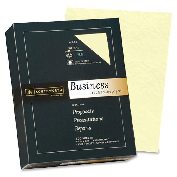 Southworth Connoisseur Exceptional Business Paper