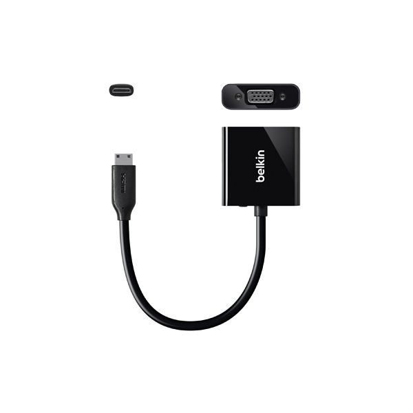 Belkin Mini HDMI-M/VGA-F Adapter