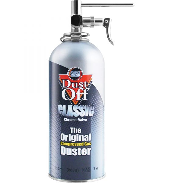 Dust-Off Canned Air Compressed Gas Classic Duster