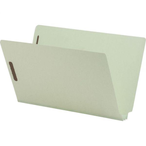 Nature Saver Legal Size Pressboard Fastener Folders