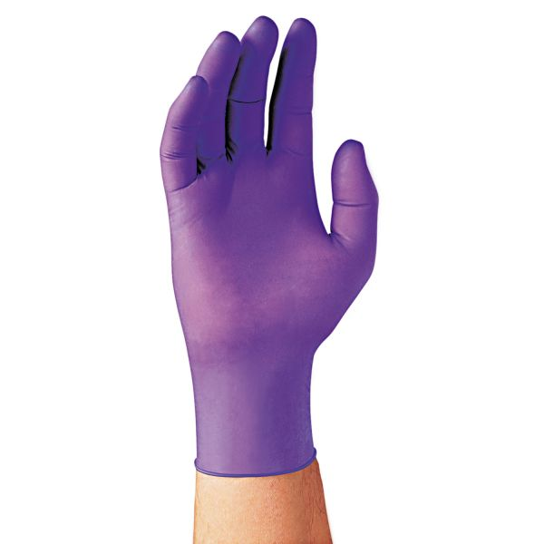 Kimberly-Clark Disposable Nitrile Exam Gloves