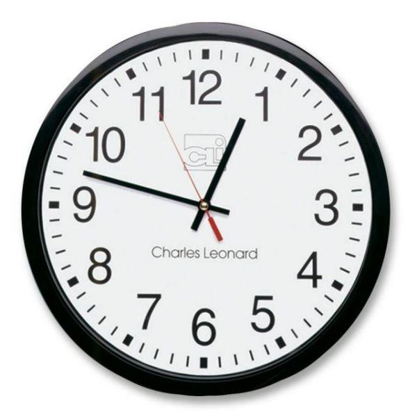 """CLI 12"""" Quartz Wall Clock"""