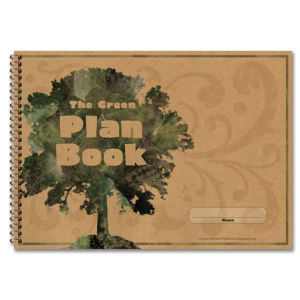 Carson-Dellosa The Green Plan Book