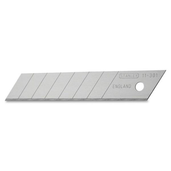 Stanley Quick-Point Blade, 18mm, Set Of 3