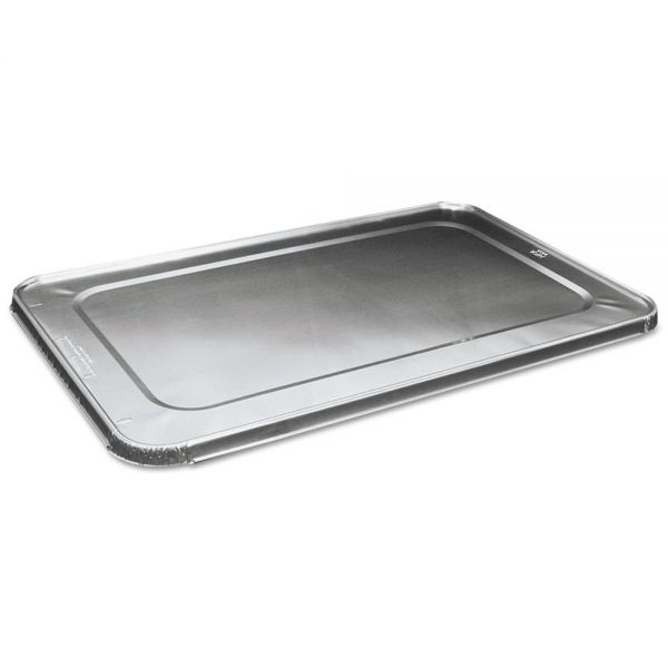 Boardwalk Full Size Steam Table Pan Lids For Deep Pans