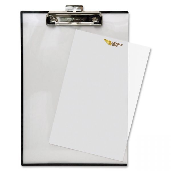 Mobile Ops Quick Reference Clipboard CLEAR