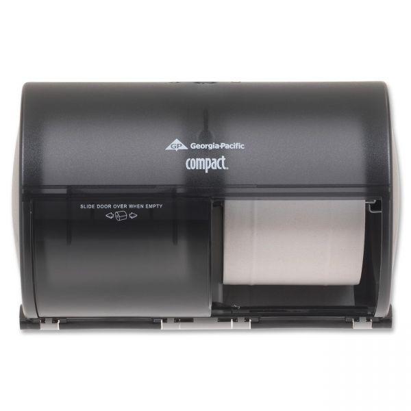 Georgia-Pacific Side-by-Side Bath Tissue Dispenser